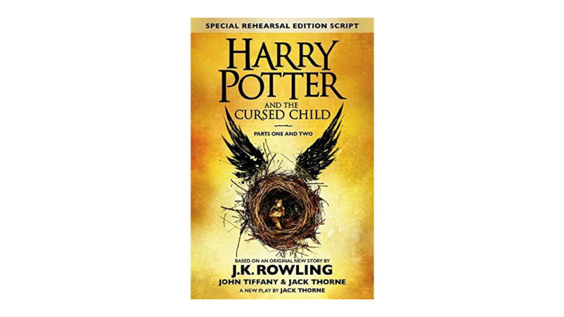 10 must-buy books this BBD 2017 - Harry Potter Cursed Child