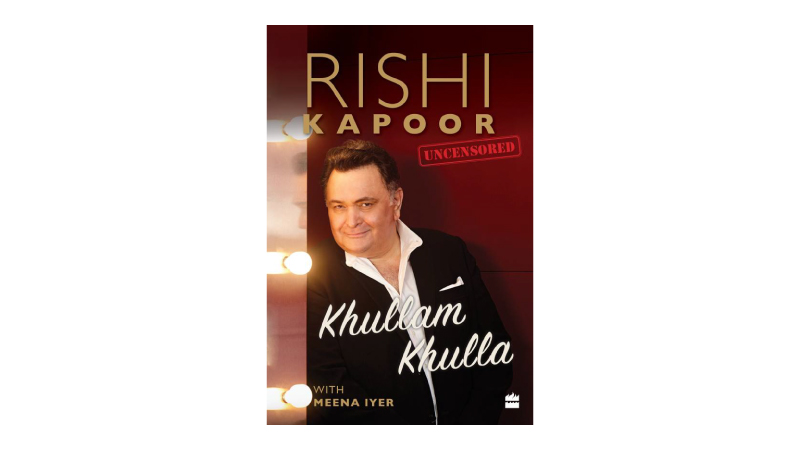 10 must-buy books this BBD 2017 - Khullam Khulla by Rishi Kapoor