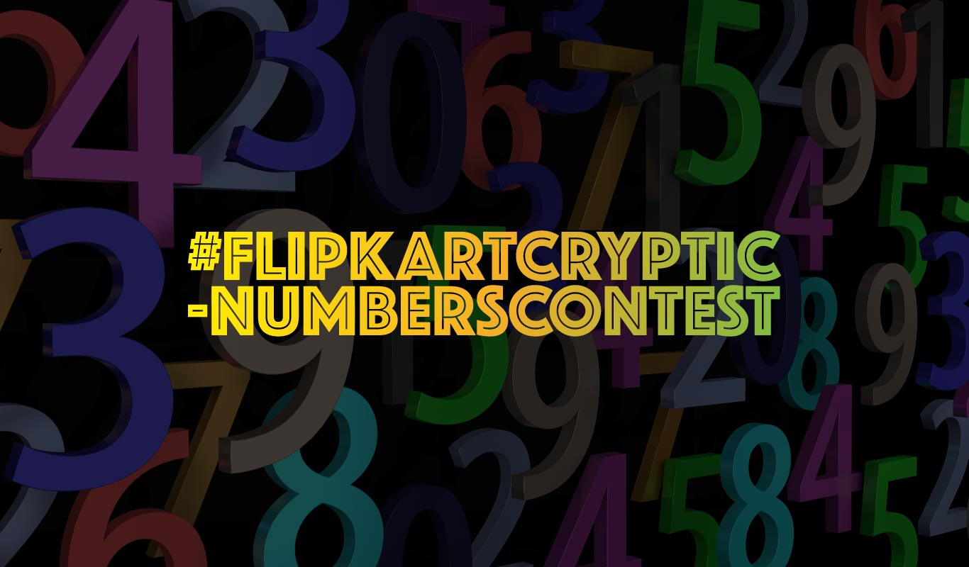 Play #FlipkartCrypticNumbersContest on Instagram Stories & win prizes