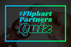 Flipkart Partners Quiz