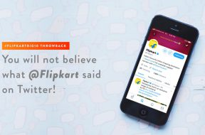 What Flipkart said on Twitter