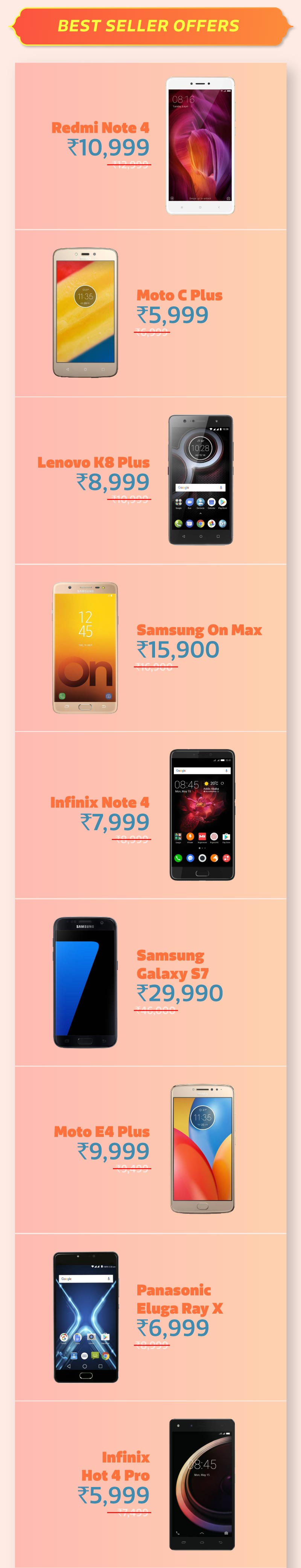 Diwali Smartphone Offers