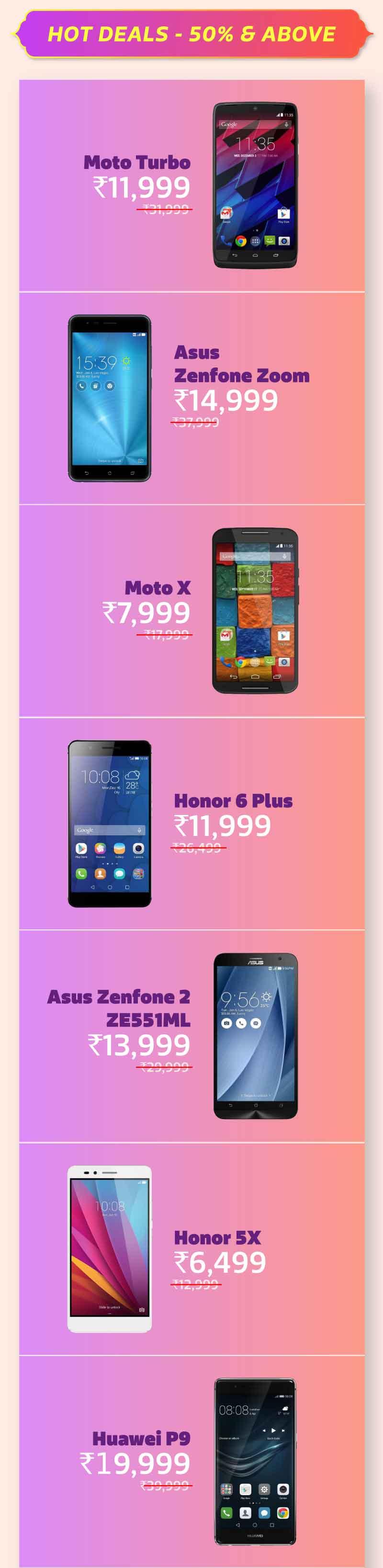 Diwali Smartphone Deals