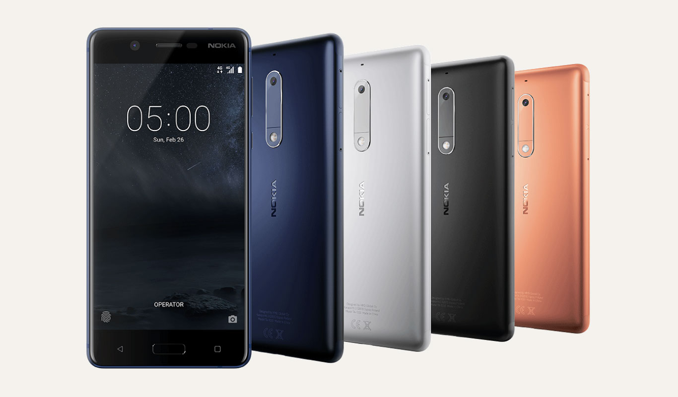 Get your hands on the new Nokia 5 (3GB) with these exciting offers!