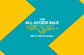 all access sale