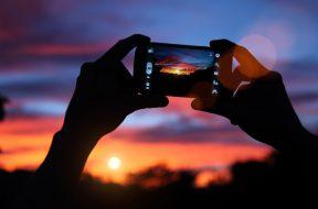 Smartphone camera phone