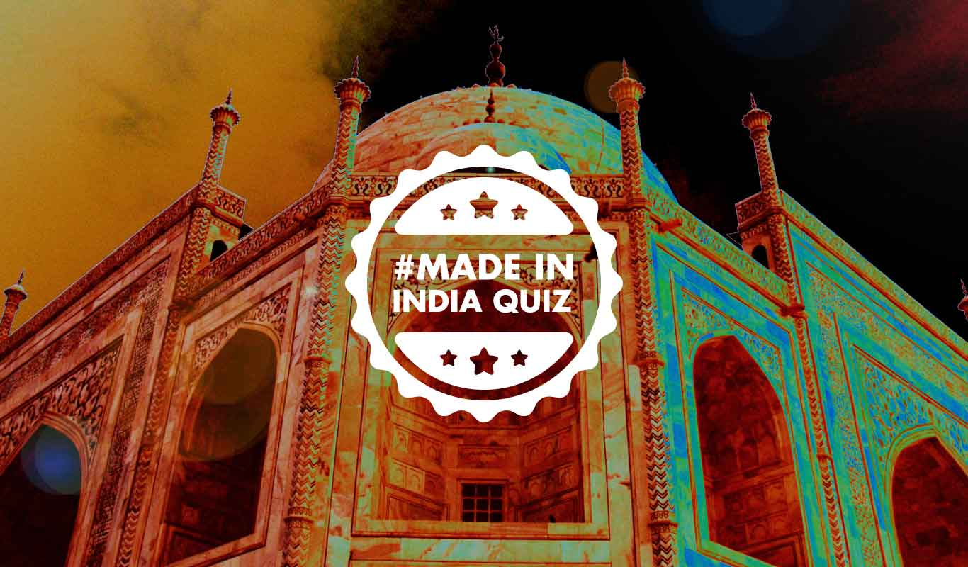 #MadeInIndiaQuiz – Win big with this Republic Day special!
