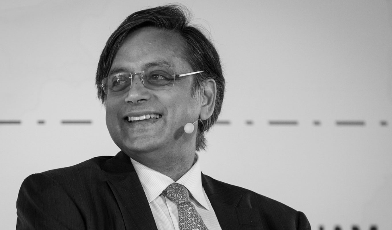 The Shashi Tharoor Interview: 'It is high time Hindus stood up and reclaimed their faith'