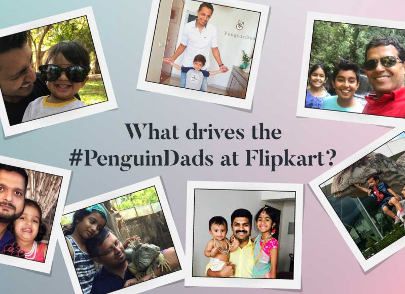 Penguin Dads of Flipkart