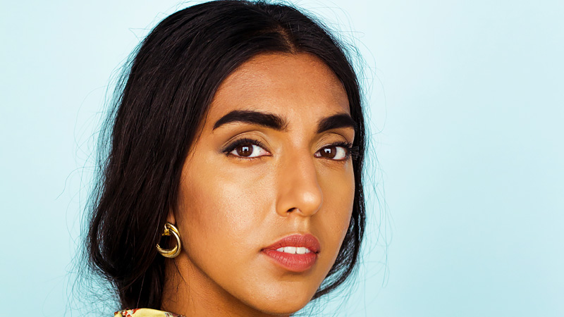 Rupi Kaur interview  The  Instapoet  on poetry and fame c6c16f407f