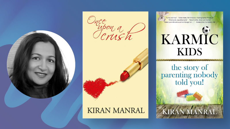 Indian Women Authors - Kiran Manral