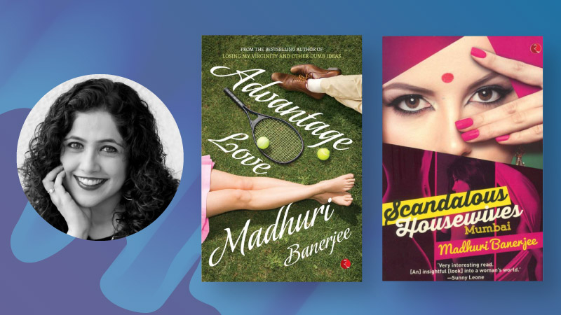 Indian women authors - Madhuri Banerjee