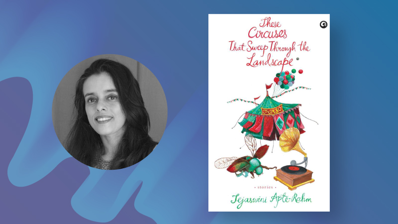 Indian women authors -- Tejaswini Apte-Rahm