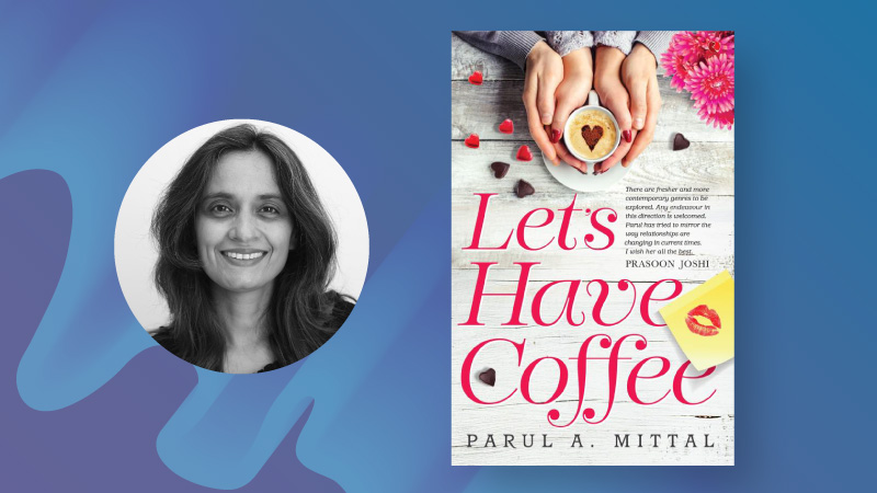 Indian women authors - Parul Mittal