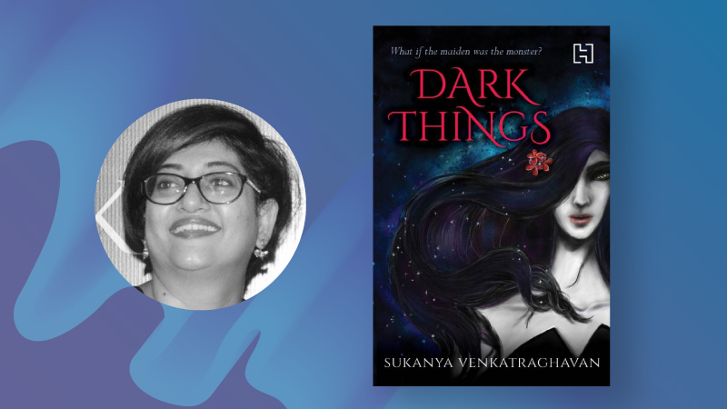 Indian women authors - Sukanya Venkatraghavan