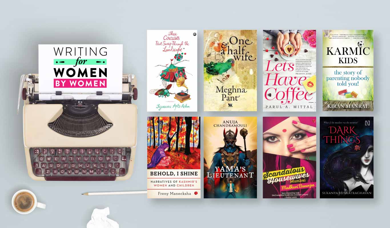 These 8 Indian women authors have a bold message for you