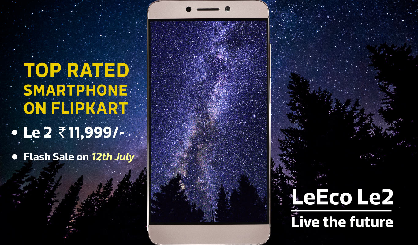 6 reasons why LeEco Le2 is the top-rated smartphone on Flipkart