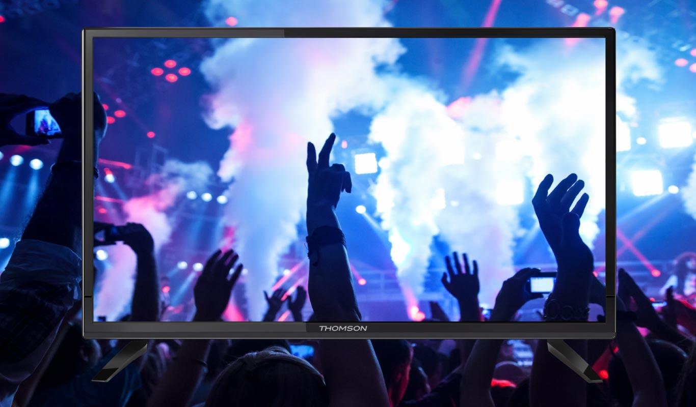 Thomson LED Smart TV — the finest entertainment experience #OnlyOnFlipkart