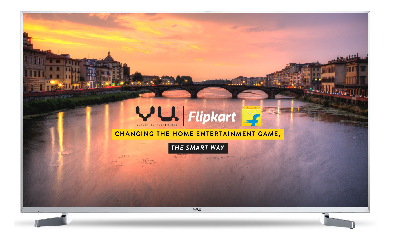 How Flipkart - VU TV partnership is redefining home entertainment in India